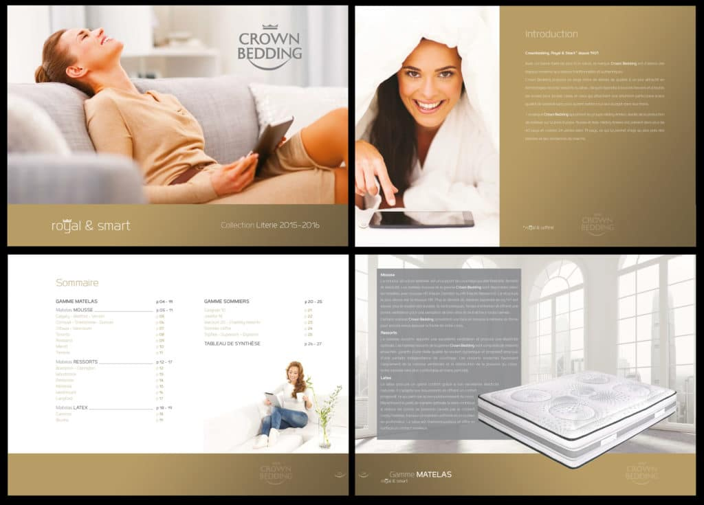 catalogue Crownbedding