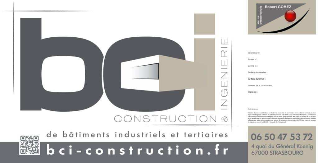 Carte Commerciale De Visite Panneau Chantier Site Internet Kit Communication Identite Visuelle