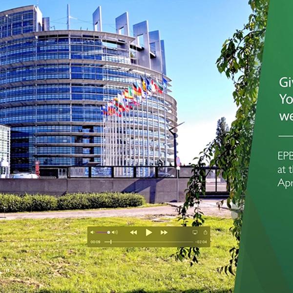 Vidéo conseil de l'Europe